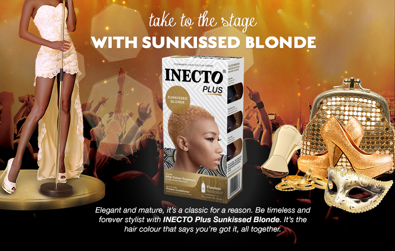 Sunkissed Blonde Hair Colour