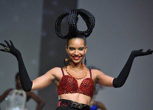 Avant Garde Black Hairstyles : African hair styles inecto
