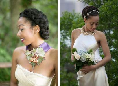 Wedding hairstyles you'll fall in love with