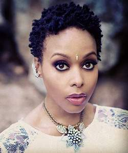 Chrisette Michelle Inecto Hair