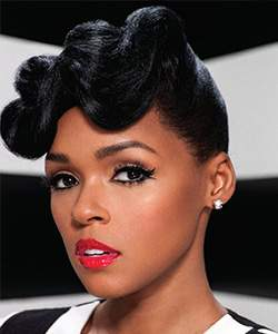 Janelle Monae Hair Secrets