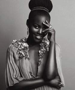 LupitaNyongo big buns