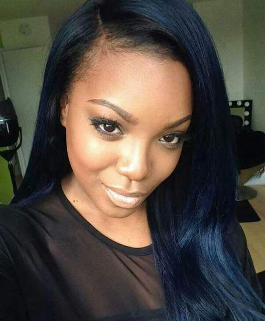 colour relaxed hair with confidence with Inecto