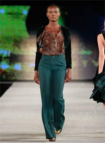Christie Brown African designer