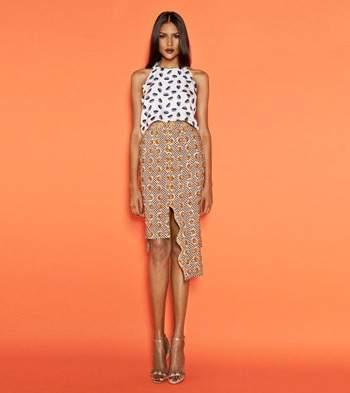 Lisa Folawiyo is the creative director and founder of luxury brand, Jewel by Lisa