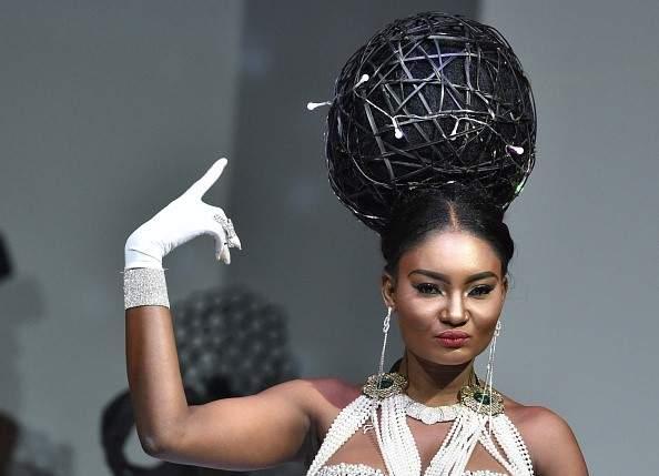 Avant-Garde African Hair Styles