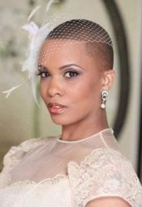 Inecto Wedding hair Strikingly Shaved