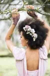 Inecto wedding Dandelion Hair