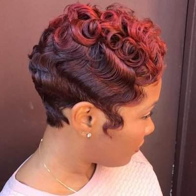fruity hair